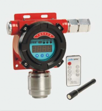 如何正确安装可燃气体探测器